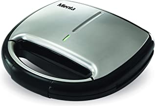 Mienta SM27509A Sandwich Maker Panini Stainless Steel - SM27509A - 750 Watt