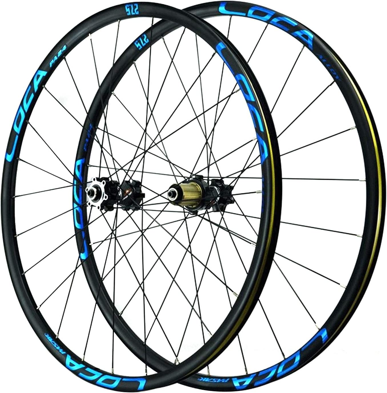 Ranking integrated 1st place GXFWJD Bicycle Wheelset MTB Bike Wheel Sealed Directly managed store Be Inch 27.5 29 26