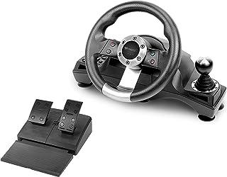 Subsonic ハンドルコントローラー pcハンドル PS4/XBOX ONE/PC/PS3 対応 DRIVE PRO SPORT