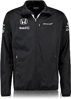 McLaren Honda Mens Official 2015 Team Soft Shell Jacket S