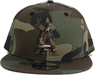 7d5efd21be0 New Era 9Fifty Army Camo Capped Adjustable Snapback Hat