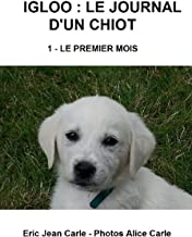 IGLOO - LE JOURNAL D'UN CHIOT: LE PREMIER MOIS... (French Edition)