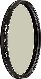 AmazonBasics Circular Polarizer Lens - 82 mm
