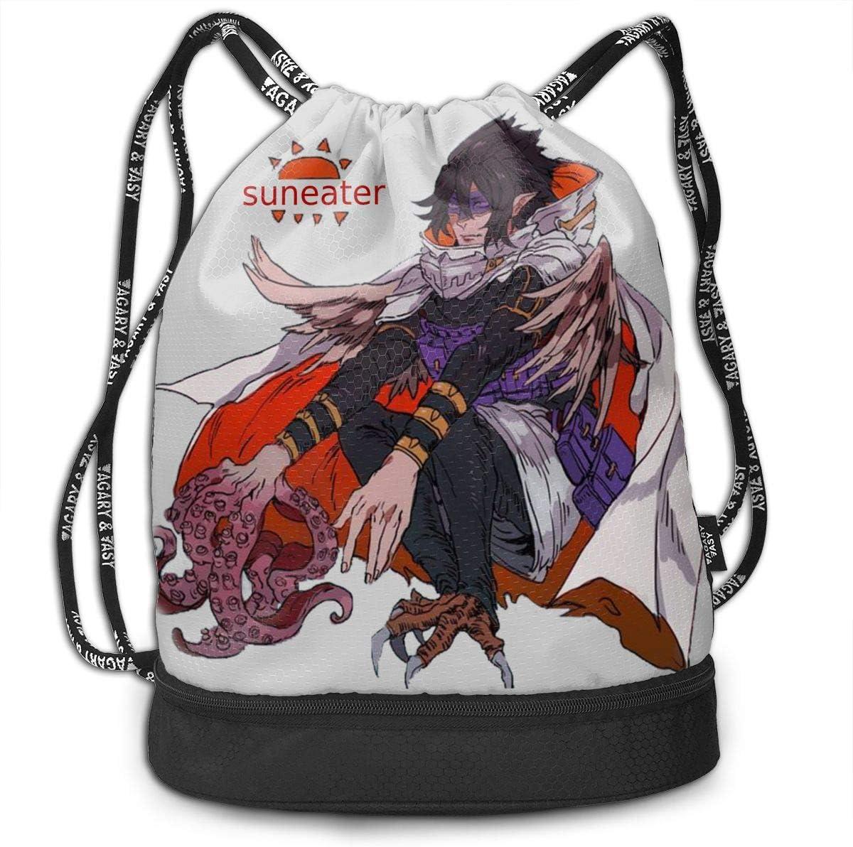 TVXQXIAH Suneater Tamaki Amajiki BNHA Backpack Large Capacity Bag for Youth 3D Backpack