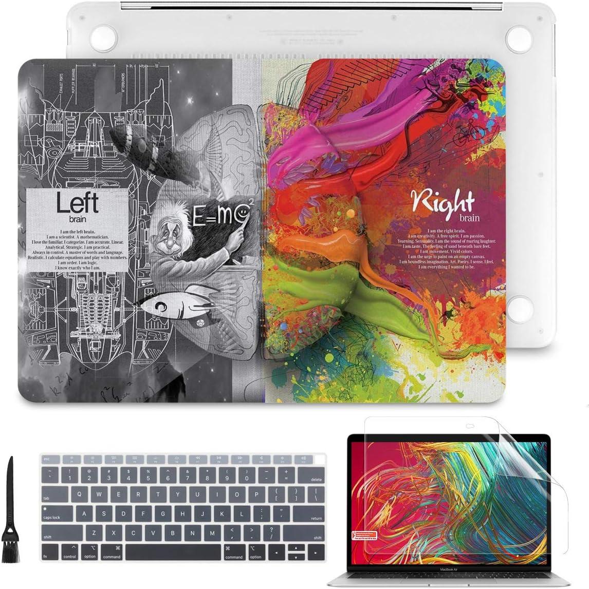 Batianda Laptop Case for MacBook Pro 2016 2018 2017 13