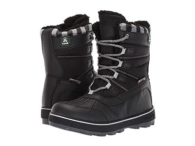 Kamik Kids Sesame (Little Kid/Big Kid) (Black) Kids Shoes