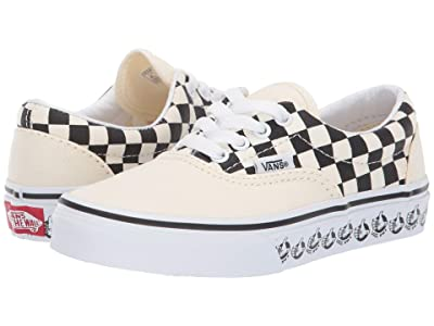 Vans Kids Era (Little Kid/Big Kid) ((Vanx BMX) White/Black) Boys Shoes