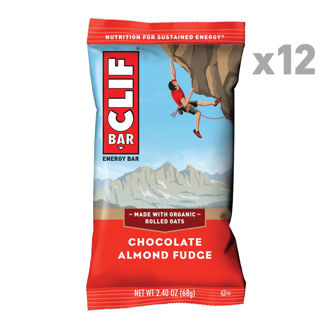 CLIF BAR Energy Chocolate Protein