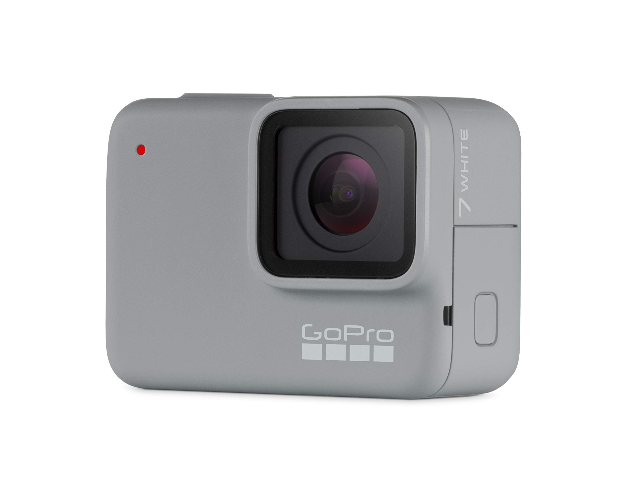 Amazon Com Gopro Hero7 White Waterproof Action Camera With Touch Screen 1080p Hd Video 10mp Photos Camera Photo