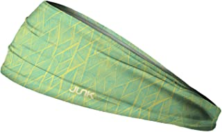 JUNK Brands Serpent Big Bang Lite Headband, Green, One Size
