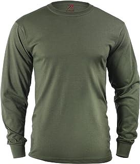 Amazon.com  olive drab shirt  Clothing 04b3674c848