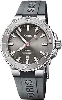 Oris Aquis Date Relief Grey Dial