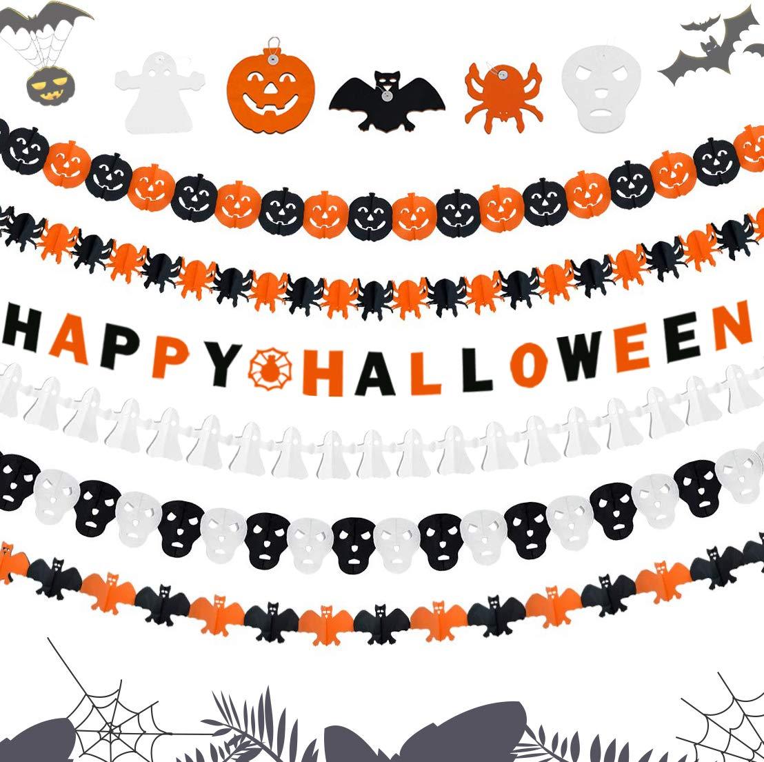 Halloween Halloween Decoration Happy Halloween Banner Halloween Party Halloween Banner Halloween Decor Scary Halloween