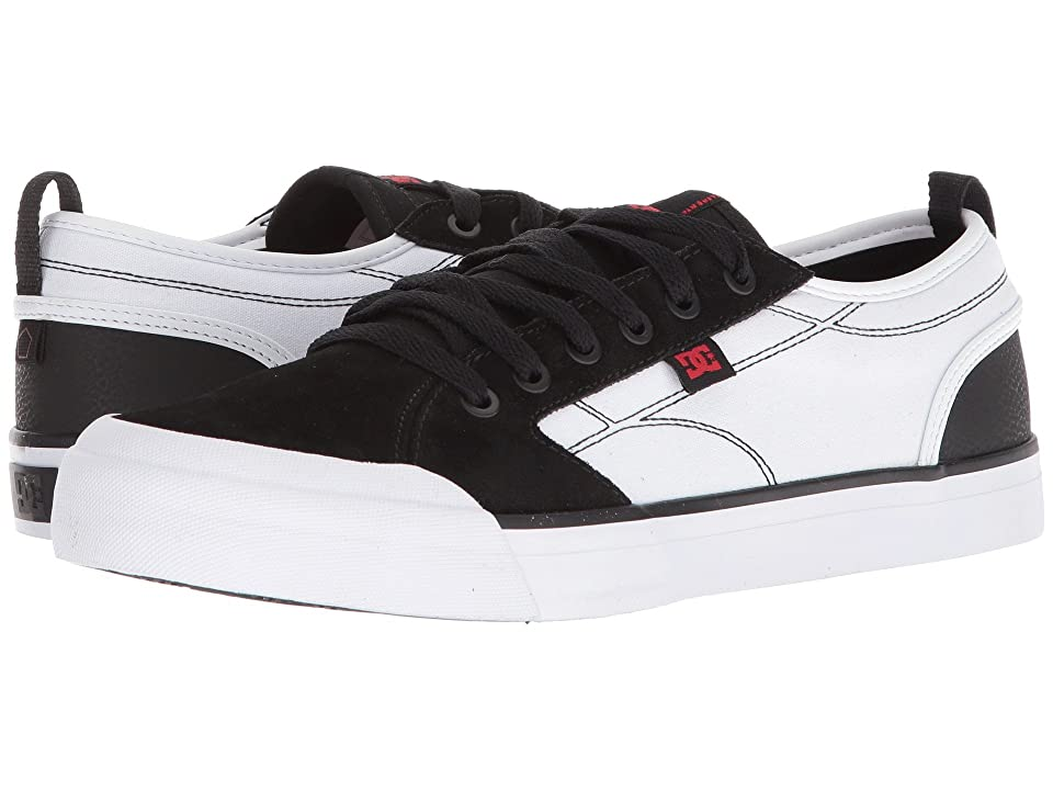 DC Evan Smith (Black/White/Red) Men