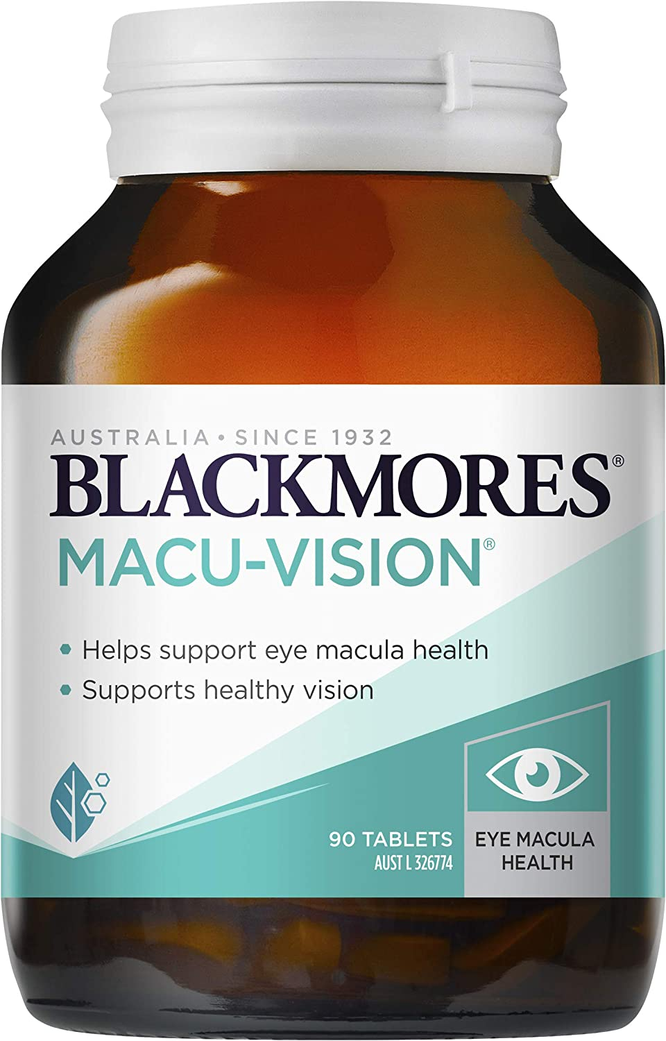 Blackmores Macu Vision 90 Tablets 5% Minneapolis Mall OFF