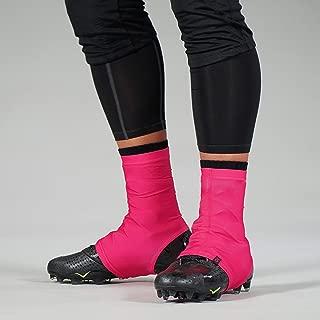 Best football spat socks Reviews