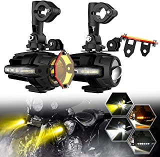 cree motorcycle driving lights