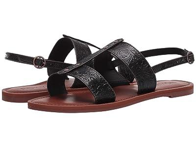 Roxy Chrishelle Sandals (Black) Women