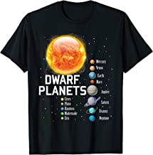 Solar System Planets Shirt Outer Space Astronaut Gift T-Shirt