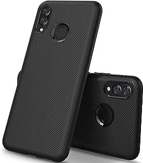Huawei Honor 8X Ultra-Slim Shockproof Soft TPU Case Cover - Black