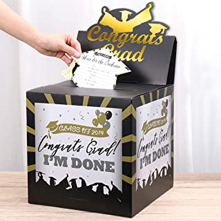 Amazon Com Graduation Card Box