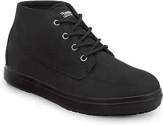 Jackson Men's Chukka Style Slip Resistant Soft Toe Work Shoe