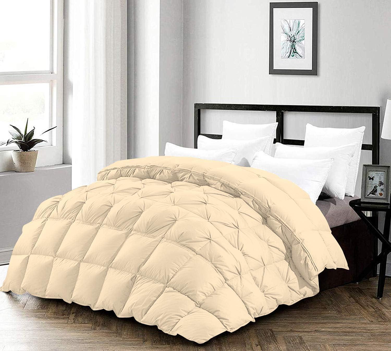 Bedding Castle 1 Half Piece メーカー直売 Pleated Premium Pinch 1000 国内正規品 Comforter