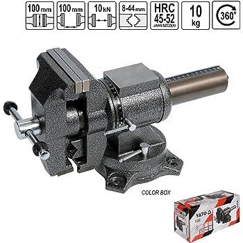 Tornillo de banco Connex COX875080 Combiclamp 80 mm