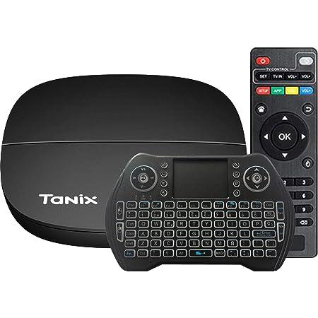 Android 9.0 TV Box 2GB 16GB DDR4 RAM ROM Decodificador Smart TV Box USB 2.0 1080P Ultra HD 4K HDR WiFi 2.4GHz Reproductor Multimedia de Transmisión ...