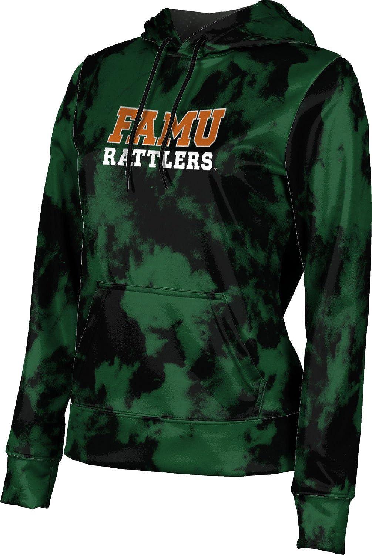 ProSphere Florida A&M University Girls' Pullover Hoodie, School Spirit Sweatshirt (Grunge)