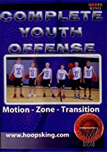 Complete Youth Basketball Offense Coaching Video, Simple Offenses for Any Team