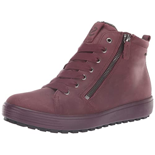 9cd926bfd8a26f ECCO Womens Soft 7 Tred GTX Hi Ankle Boots