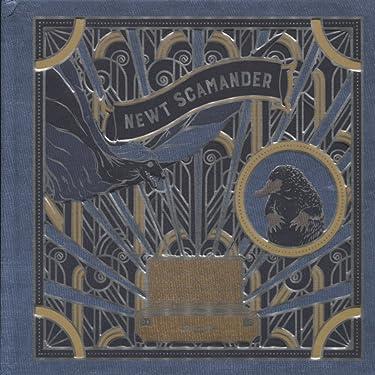 J.K ROWLING'S WIZARDING WORLD:NEWT SCAMANDER. UN ÁLBUM DE LA PELÍCULA