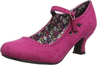 d49c9842a2 Joe Browns Women's in The Pink Vintage Shoes Mary Janes
