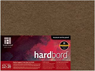 Ampersand Hardbord 12 in. x 16 in. each