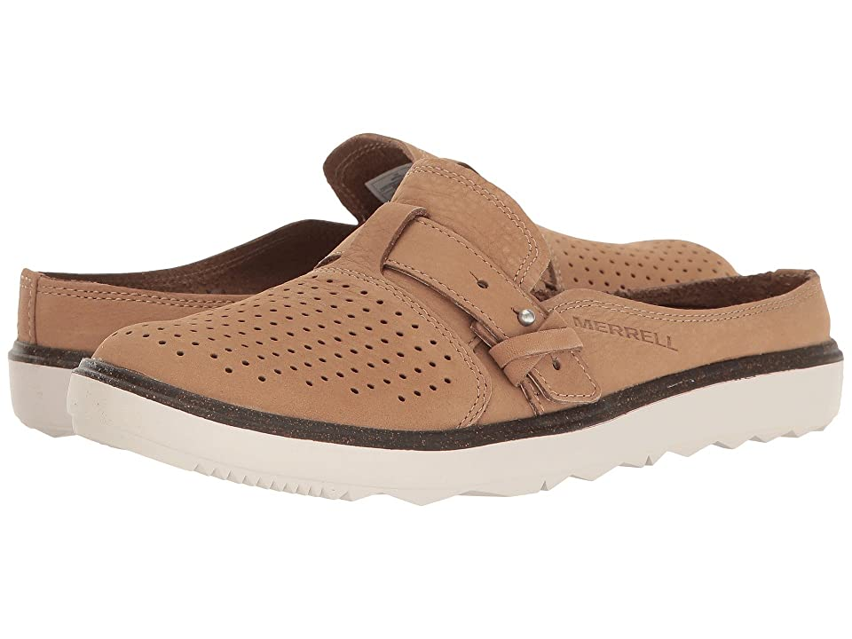 Merrell Around Town Slip-On Air (Tan) Women