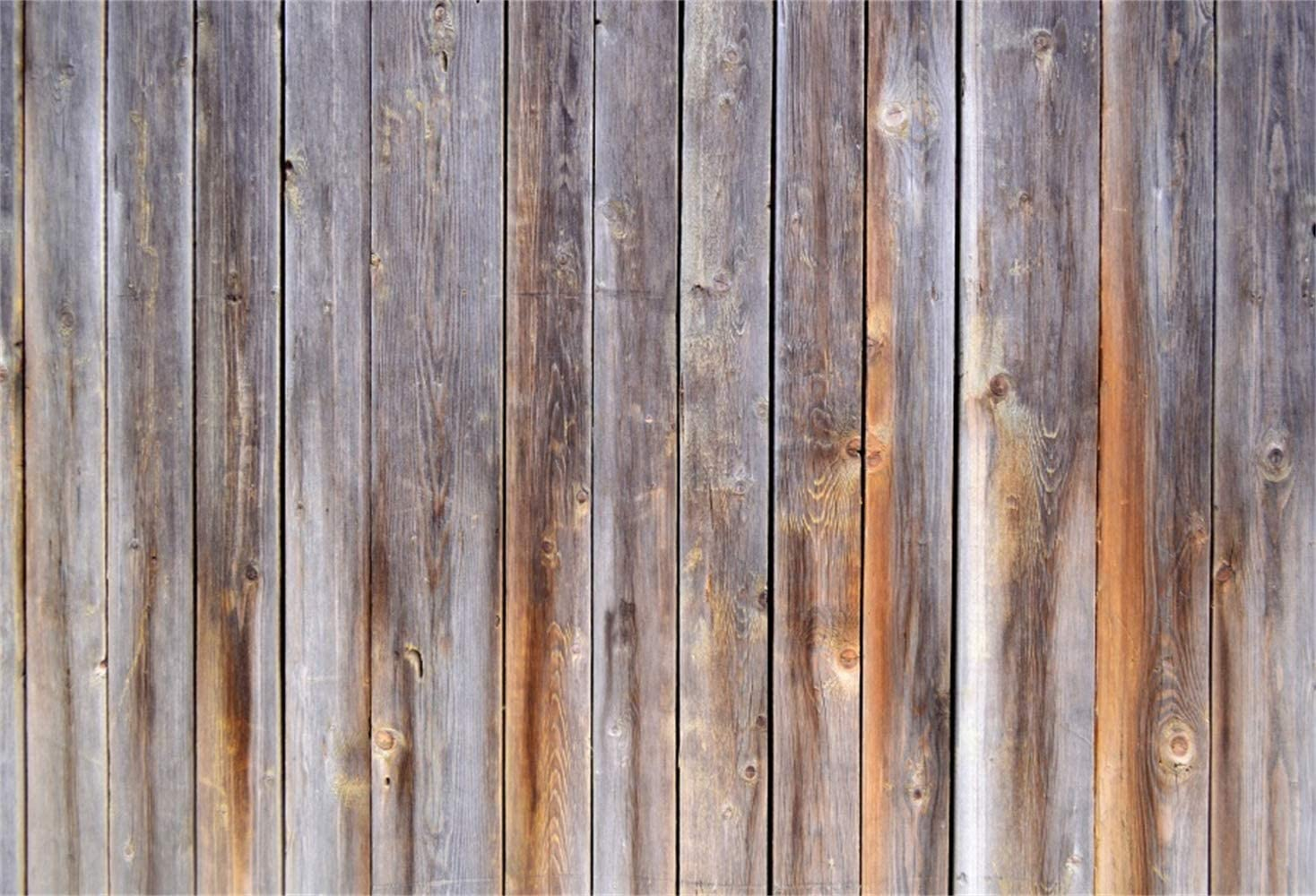 Vintage Rustic Wood Teture Wall Backdrops Countryside 10x7ft Vinyl Photography Backdrop Grunge Retro Vertical Striped Wood Plank Background Children Adult Rural Style Portrais Old Barn