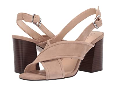 SOLE / SOCIETY Joree (Dusted Taupe Suede) Women