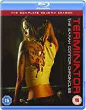 Terminator: The Sarah Connor Chronicles - Season 2 [Reino Unido] [Blu-ray]