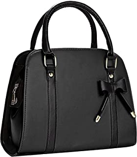 Maahi woman's ladies handbags Black bag