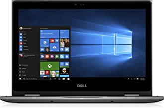 "Dell i5378-3031GRY-PUS Inspiron, 13.3"" 2-in-1 Laptop (7th Gen Core i3 (up to 2.40 GHz), 4GB, 1TB HDD), Intel HD Graphics 6..."
