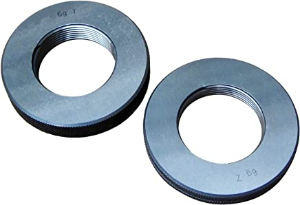 39mm x 4 Metric Thread Ring Gage M39x 4.0mm Pitch