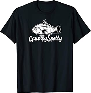 Grumpy Spotted Bay Bass Classic Shirt
