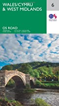 Wales & West Midlands (OS Road 6)