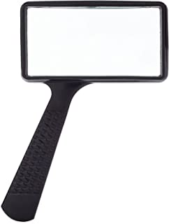 bausch and lomb rectangular magnifying glass