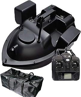 DYJD Smart RC Bâteau GPS Position GPS Auto Reutun RC Wireless RC Trois Warehouse Pêche Nest Bateau avec Double Moteurs, 2K...