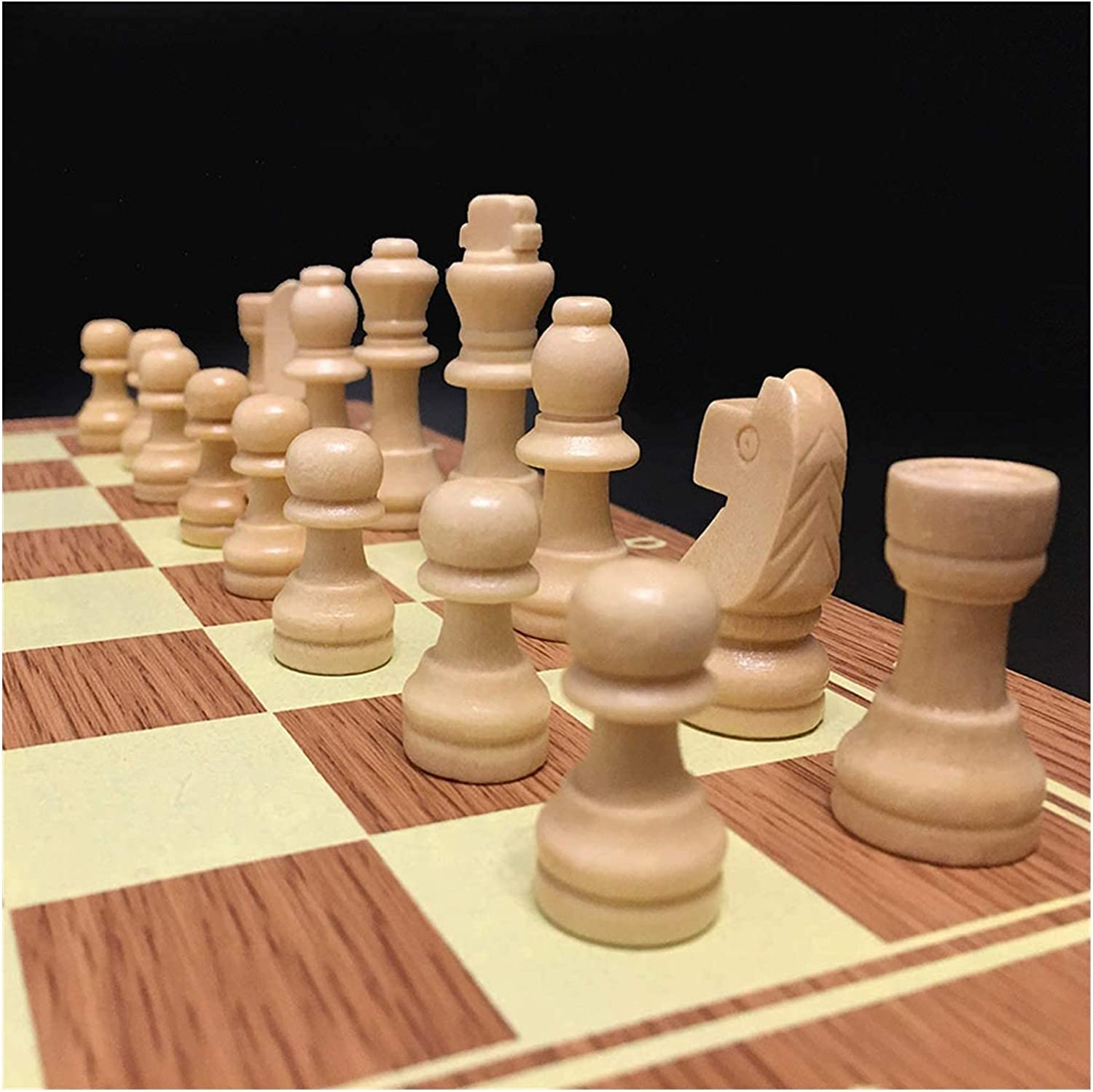 ZHZHUANG Chess Set Sets Sale SALE% OFF for Kansas City Mall Adults Wooden Che Storage with
