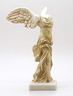 Desconocido Estatua de la Victoria de Samothraza, diseño de Diosa Romana Griega, 7,
