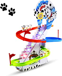 spotty dog chasing game