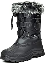 DREAM PAIRS KSNOW Insulated Waterproof Snow Boots